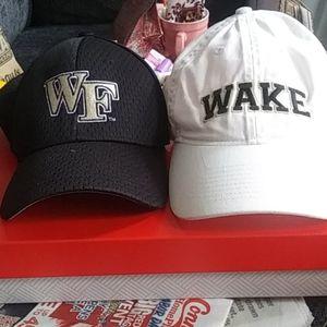 Wake Forest University$28+ freeW/F Univ  hat.